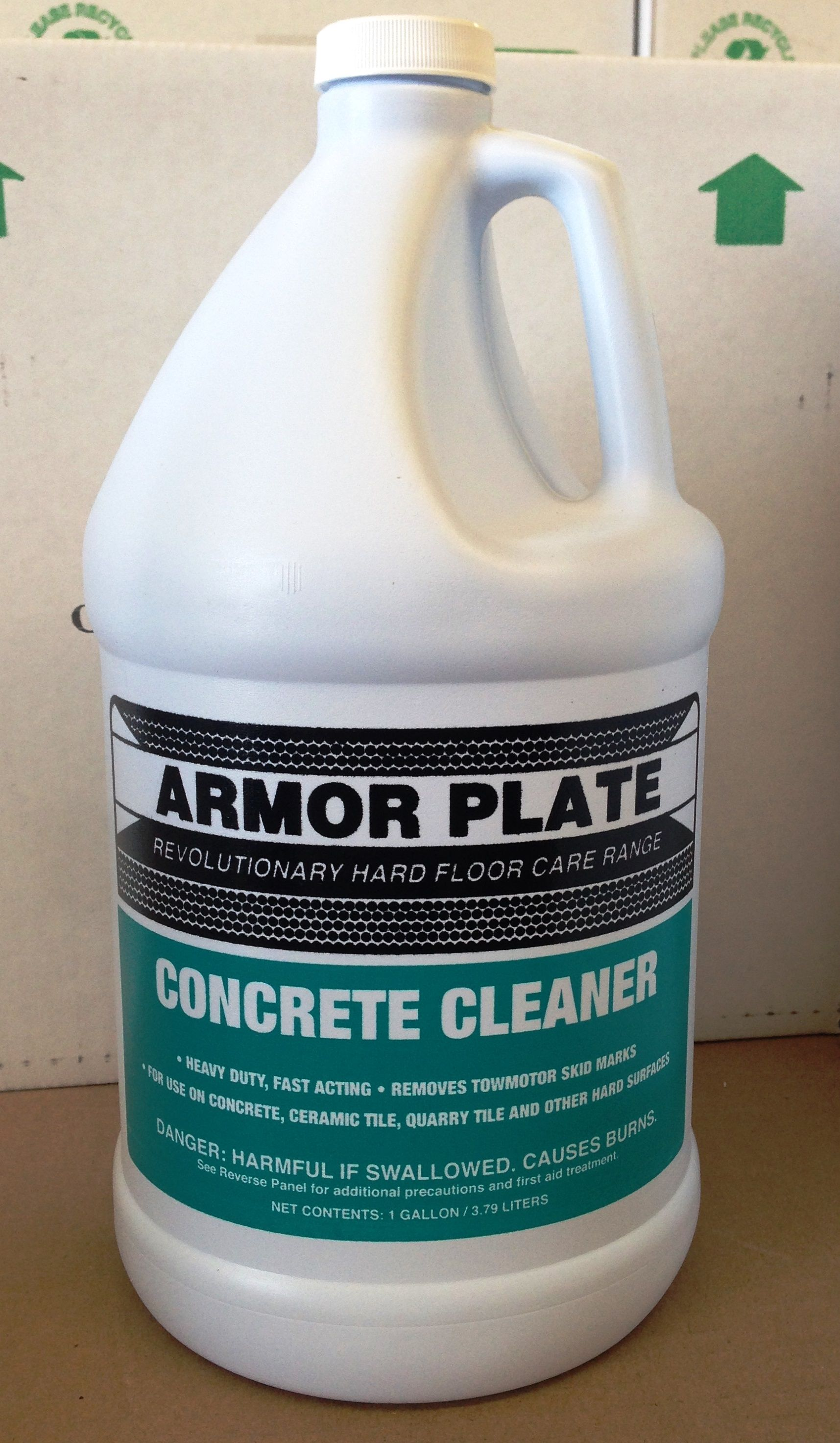 Concrete Cleaning - concrete cleaner